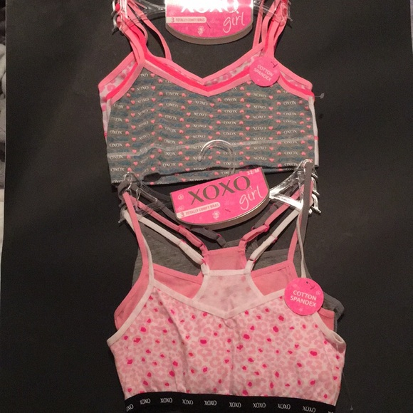 252c53b9ab XOXO Girls Bras Size 32 M. 6 Totally Comfy Bras.